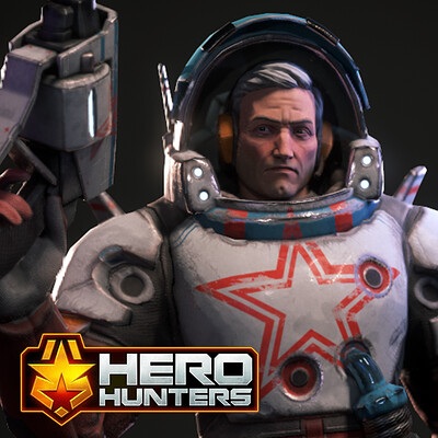 Hero Hunters - Krieger