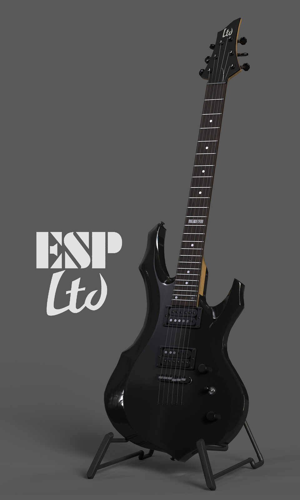 Guitar LTD ESP F-50