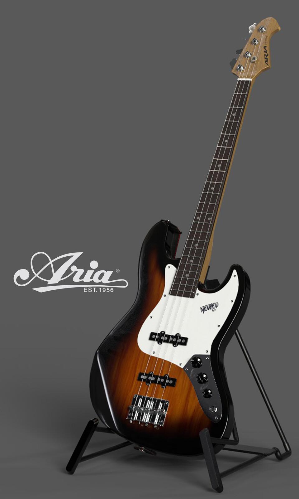 Bass ARIA STB Serie