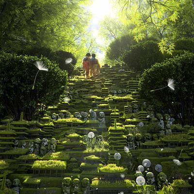 Not to Scale: Imaginary Cities of Jizō & Tōrō - I