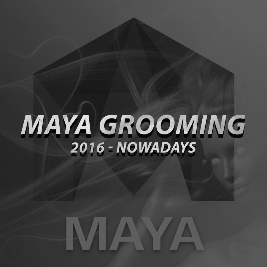 Maya grooming thumbnail