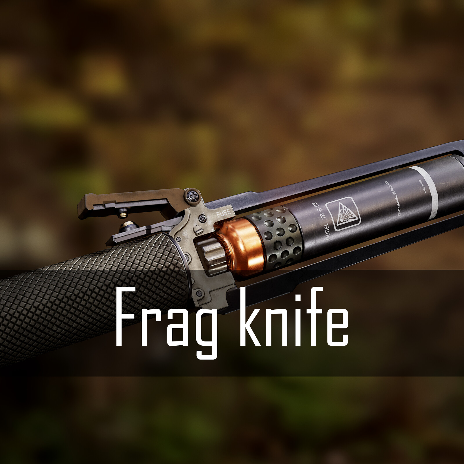 Frag Knife