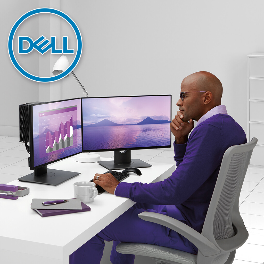 Dell - Future Ready  |  Desk Centric