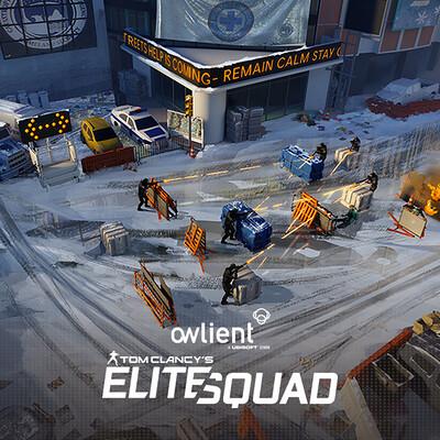 Tom Clancy's Elite Squad: The Division