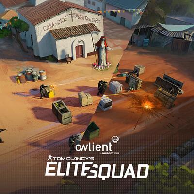 Tom Clancy's Elite Squad: Ghost Recon