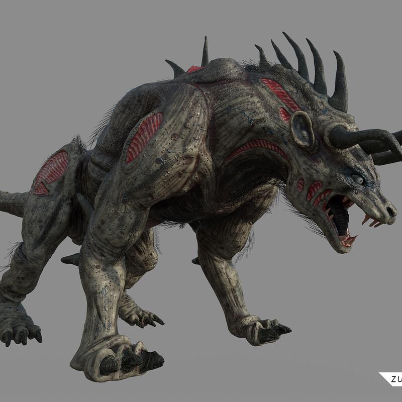 ZUULI Game Creature 2019
