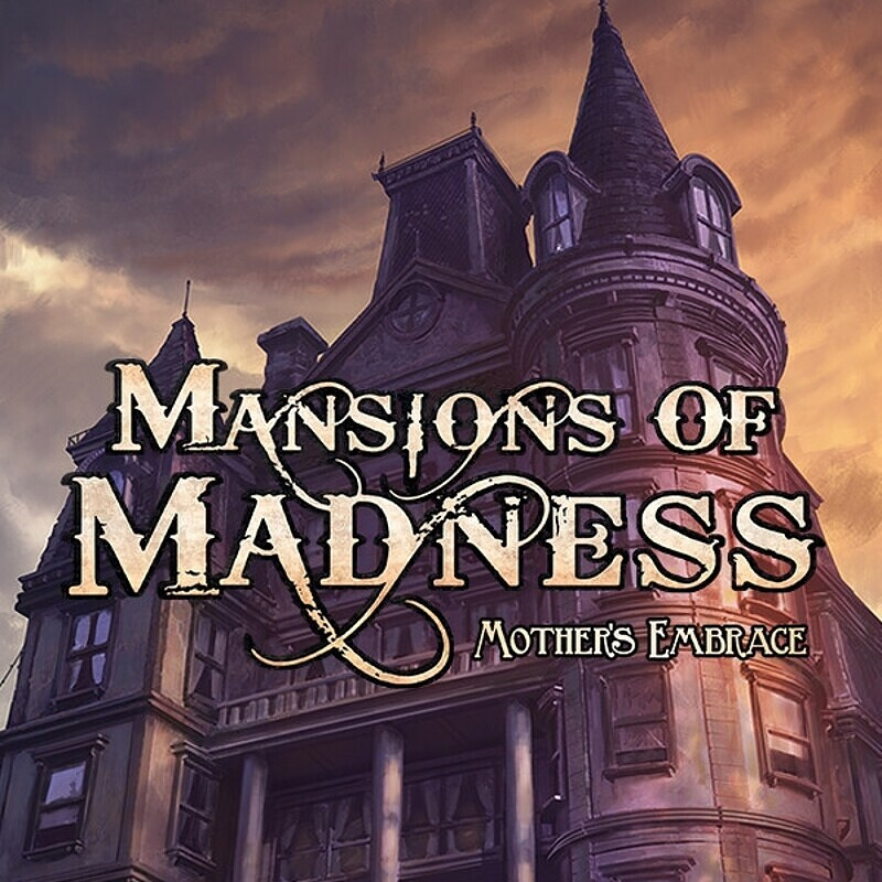 Mansions of madness video game
