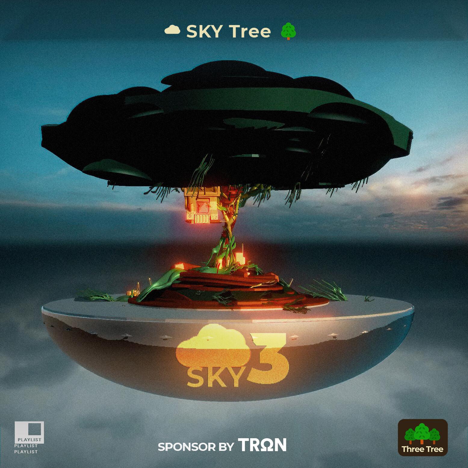 ☁ SKY Tree 🌳
