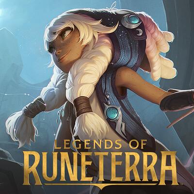 SPACEY SKETCHER - Legends of Runeterra