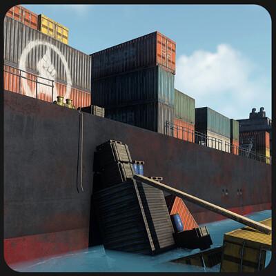 Carl kent ship