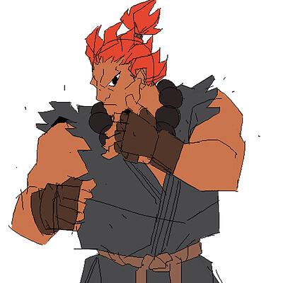 Akuma ( Street Fighter )