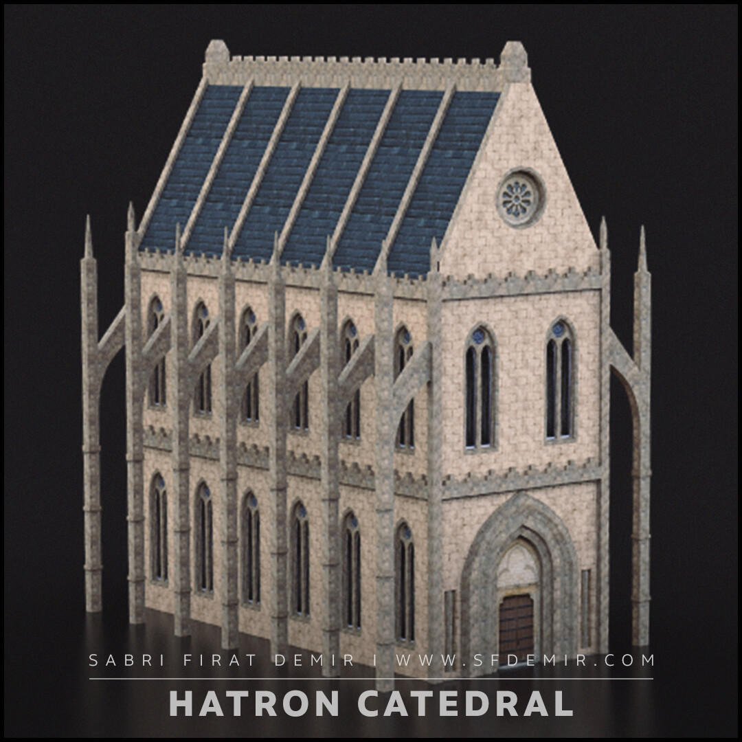 Hatron Catedral