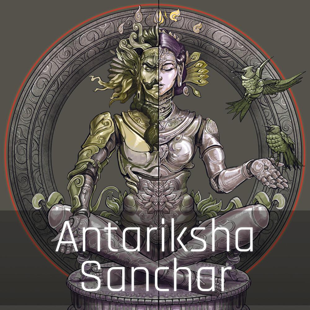 Antariksha Sanchar - Vocalist Automaton