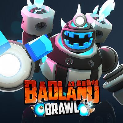 Badland Brawl - Giganticore