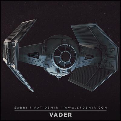 Vader Spaceship