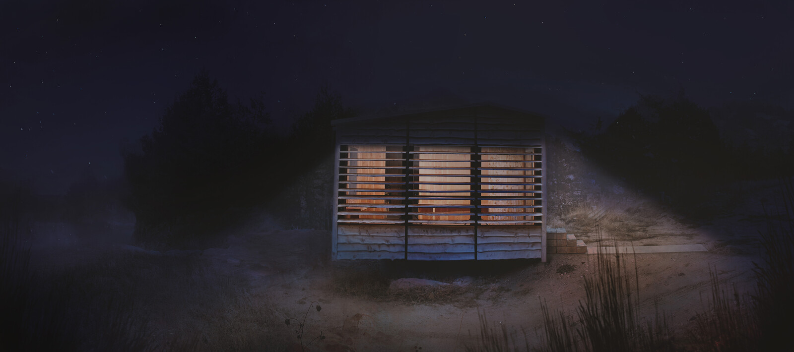 Cabin Animation