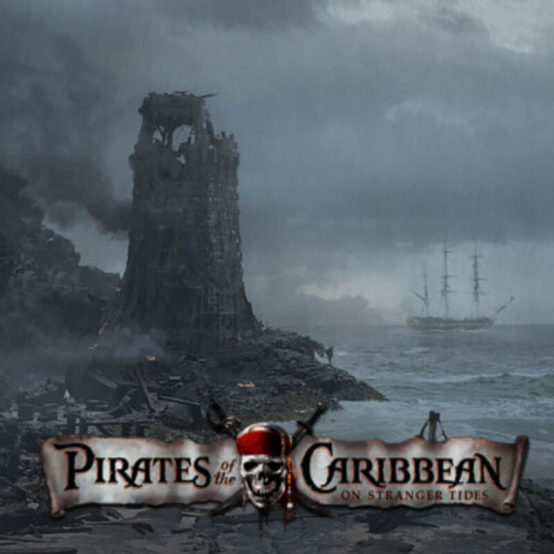 Pirates  of the Caribbean 4