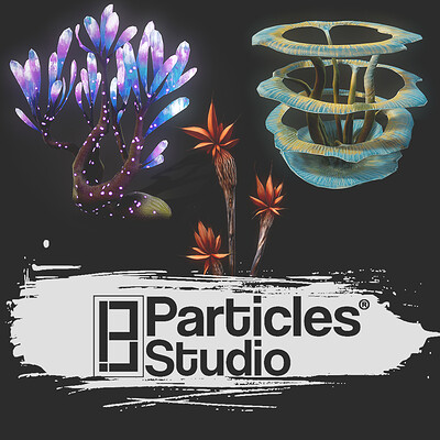 13 particles studio thumnail artstation 85
