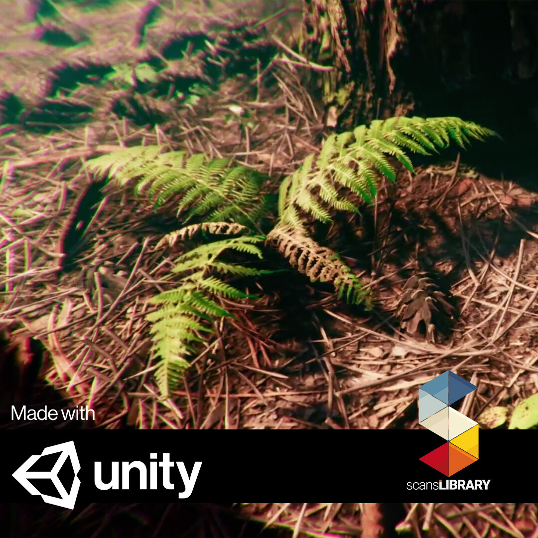 scansLibrary & Unity3d HDRP, step-by-step guide
