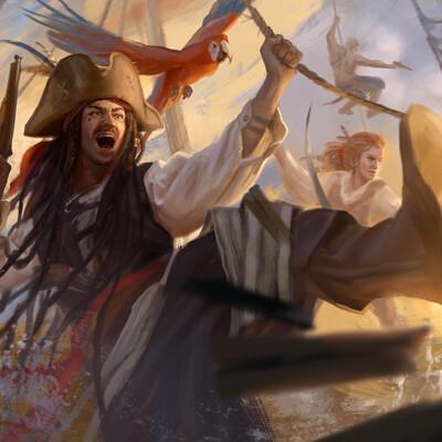 Iga igson oliwiak iga igson oliwiak pirate ilu final 2k