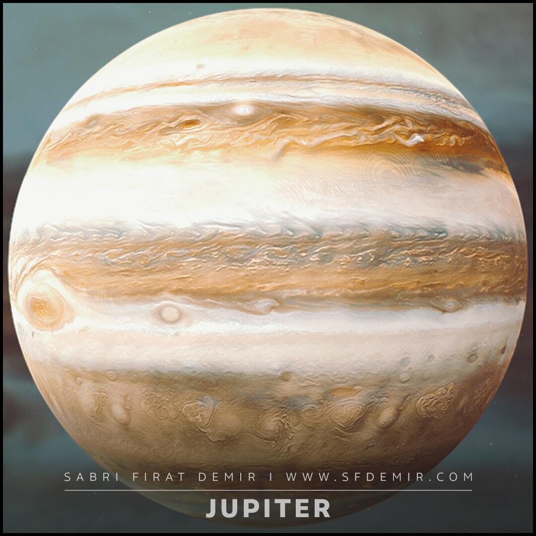 Jupiter Material
