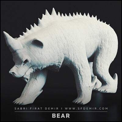 Fantastic Bear