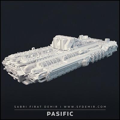 Pasific TR 23 Spaceship