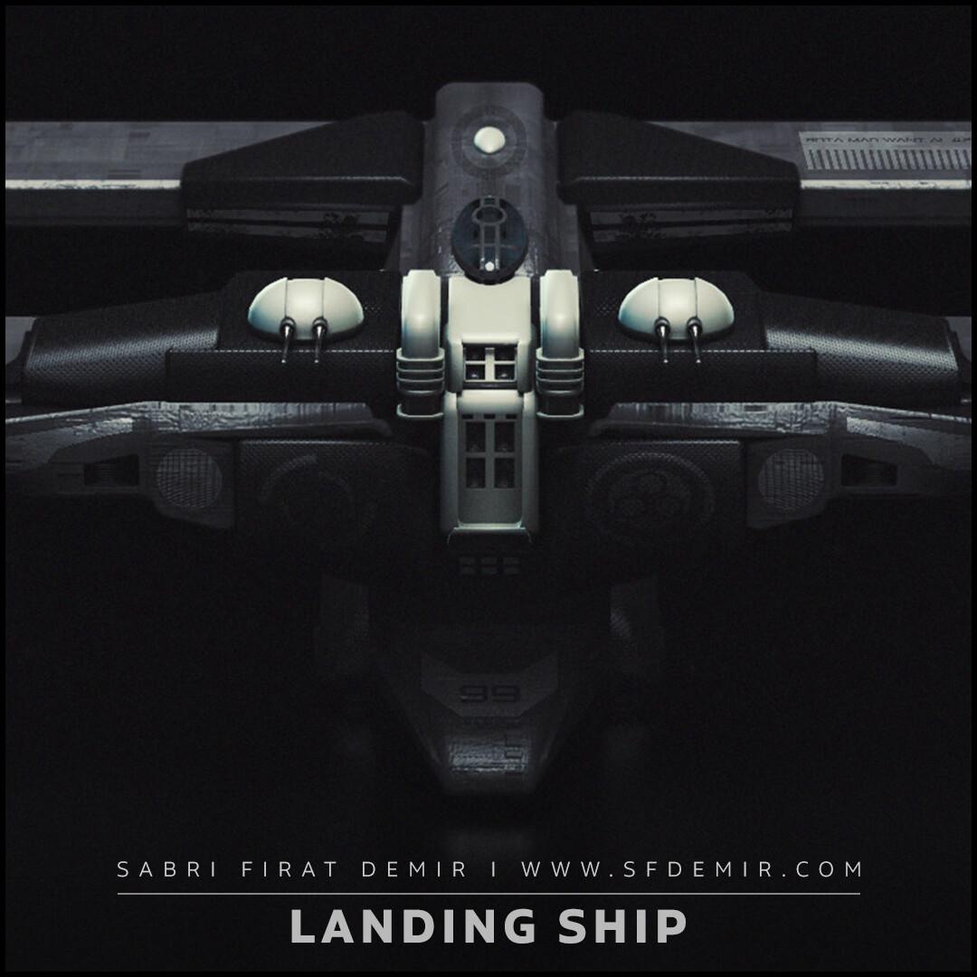 Star Wars Trade Federation Landing Ship