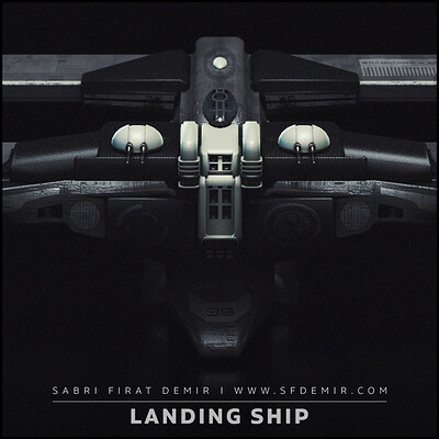 Star Wars Trade Federation Landing Ship