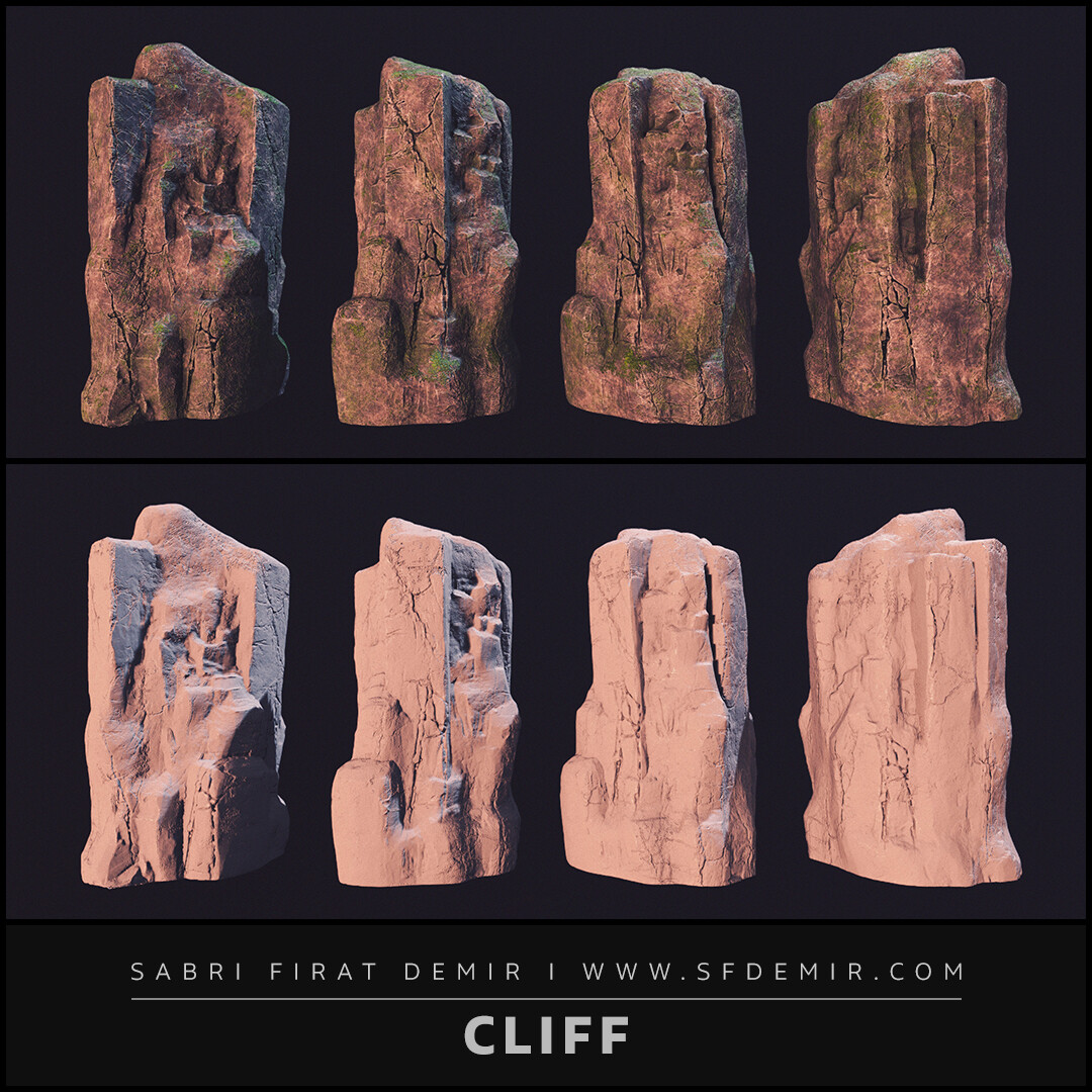 SF Cliff Series
