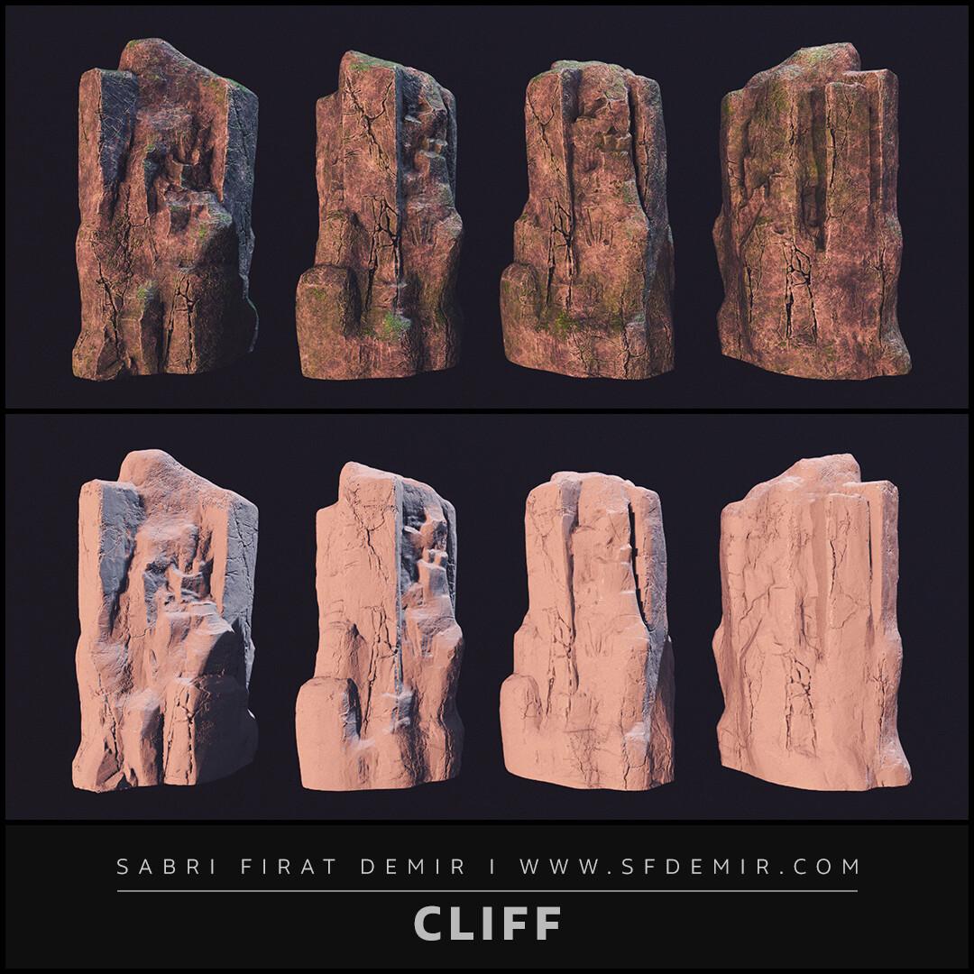 SF Cliff Series