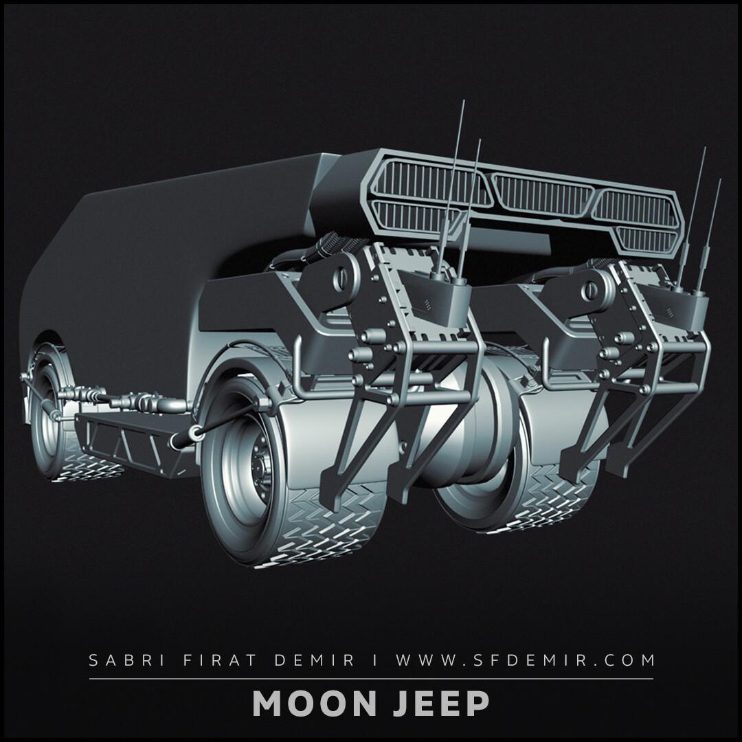 Moon Carrier