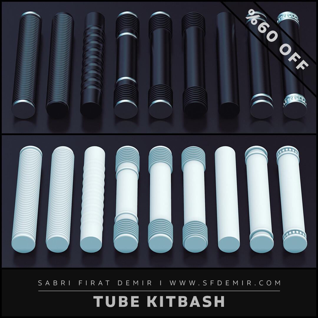 SFDEMIR Tube Kitbash 01