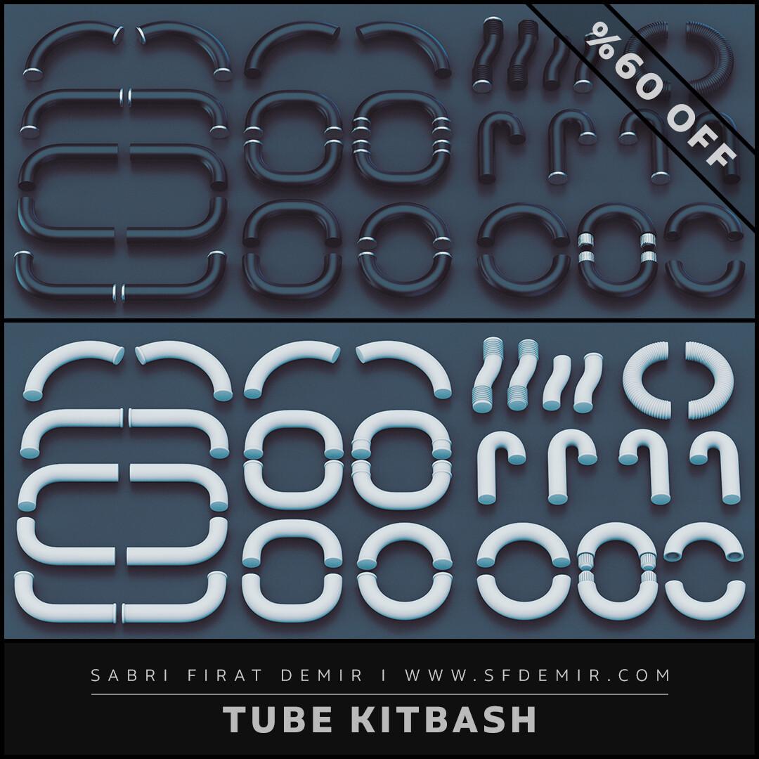 SFDEMIR Tube Kitbash 02