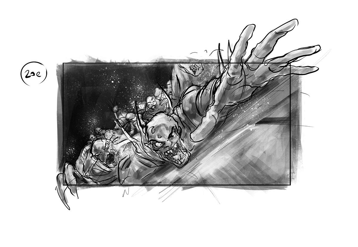Rebirth Storyboard