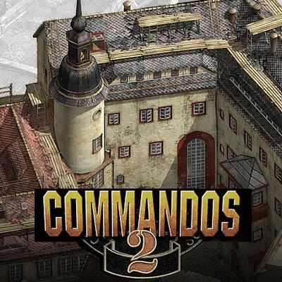 Oscar cuesta oscar cuesta cover commandos02
