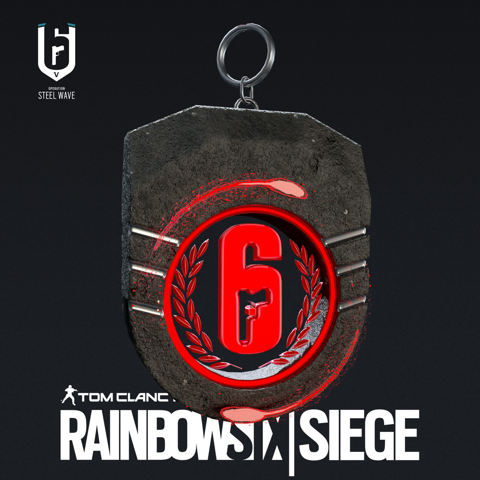 Rainbow Six | Operation Steel Wave Season Rewards