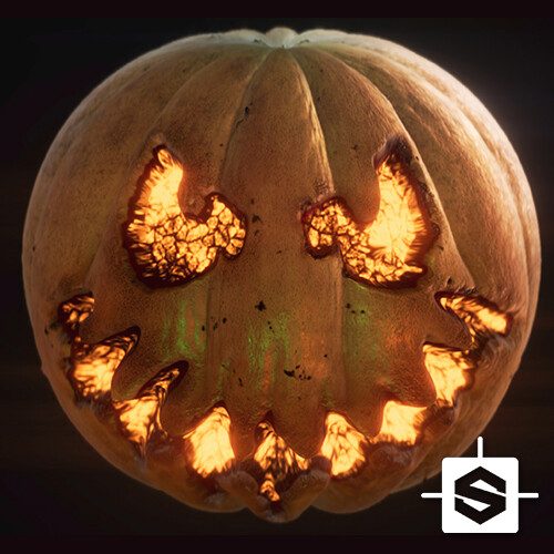 PumpKing - Substance Designer fun