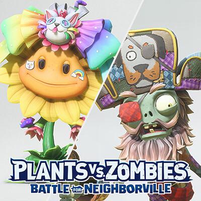 Plants vs. Zombies: Battle for Neighborville