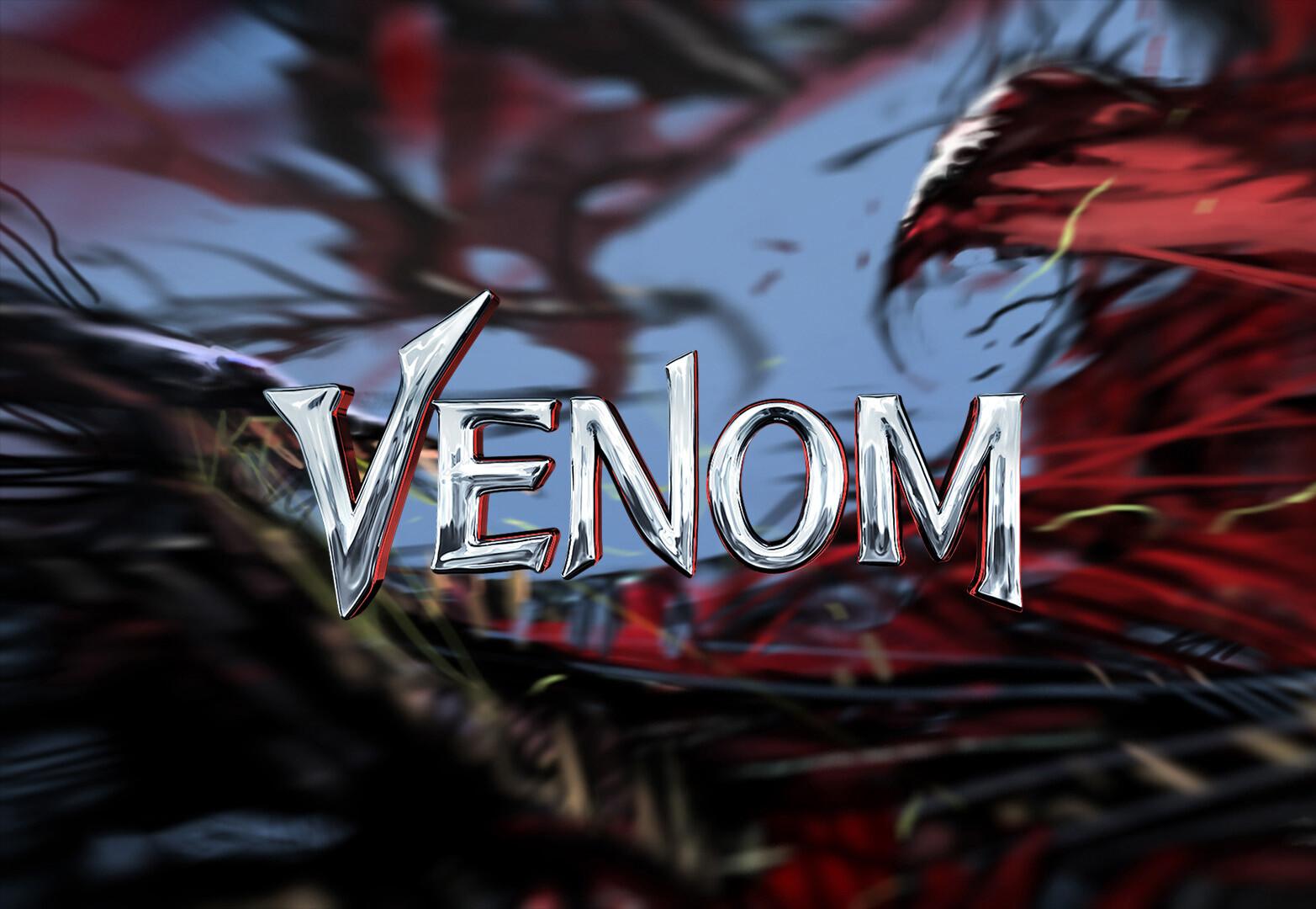 """""""Venom I"""", Ani-Concept: Symbiote Smackdown"""