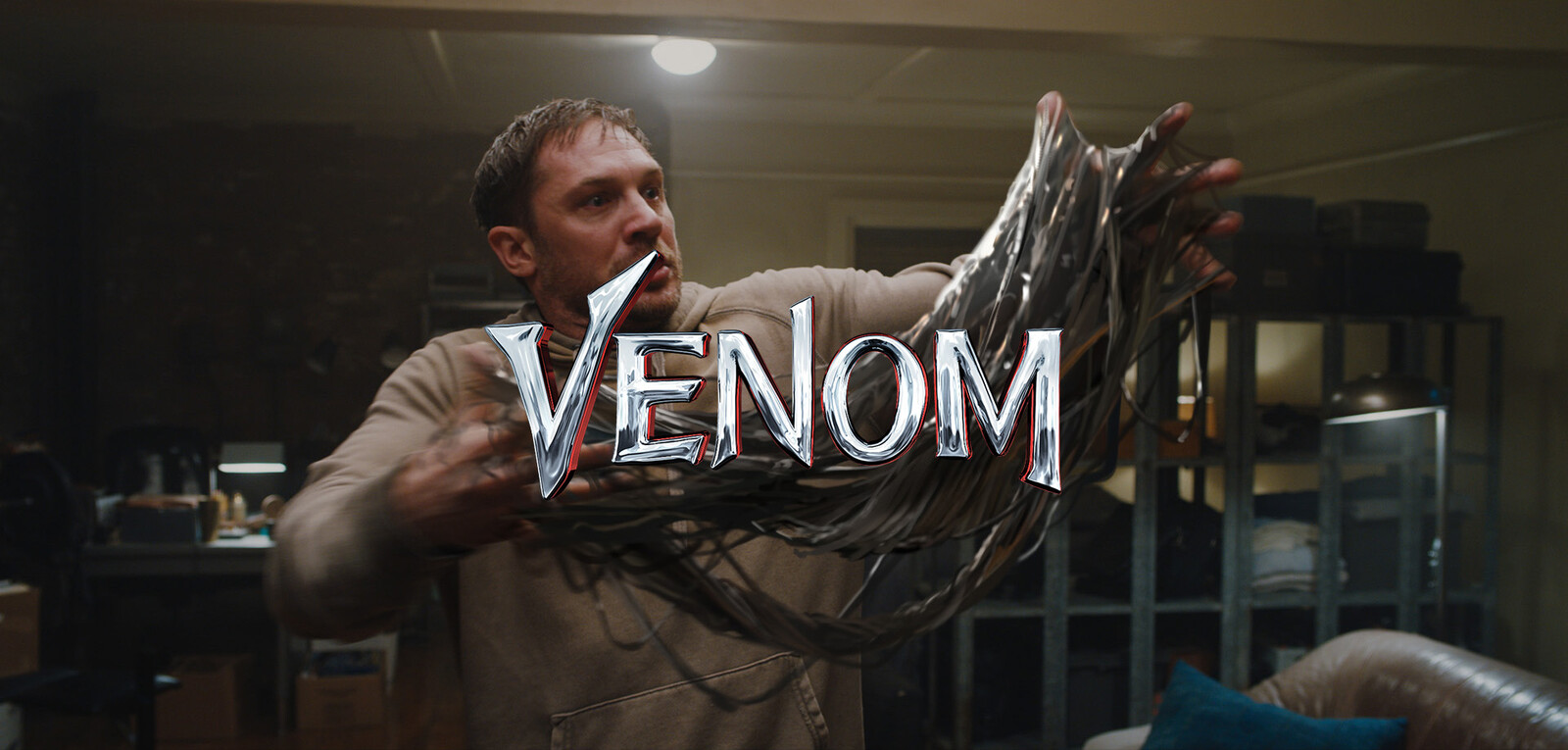 """Venom I"", tendrils design"