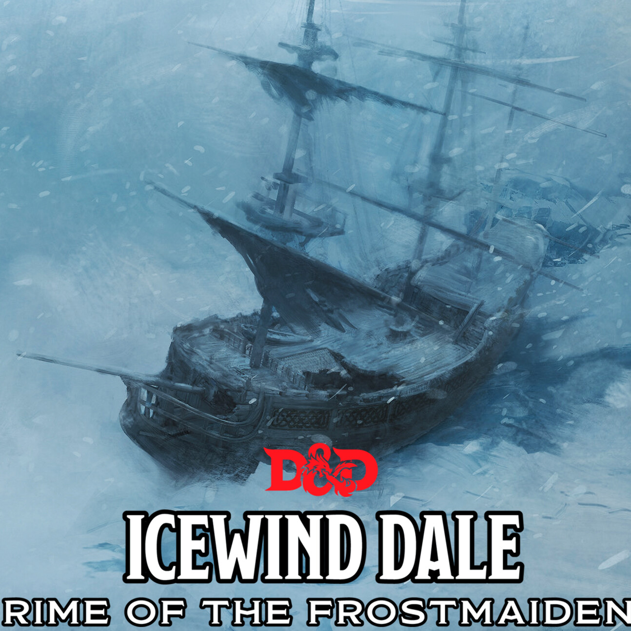 D&D Rime of the Frostmaiden - Dark Duchess