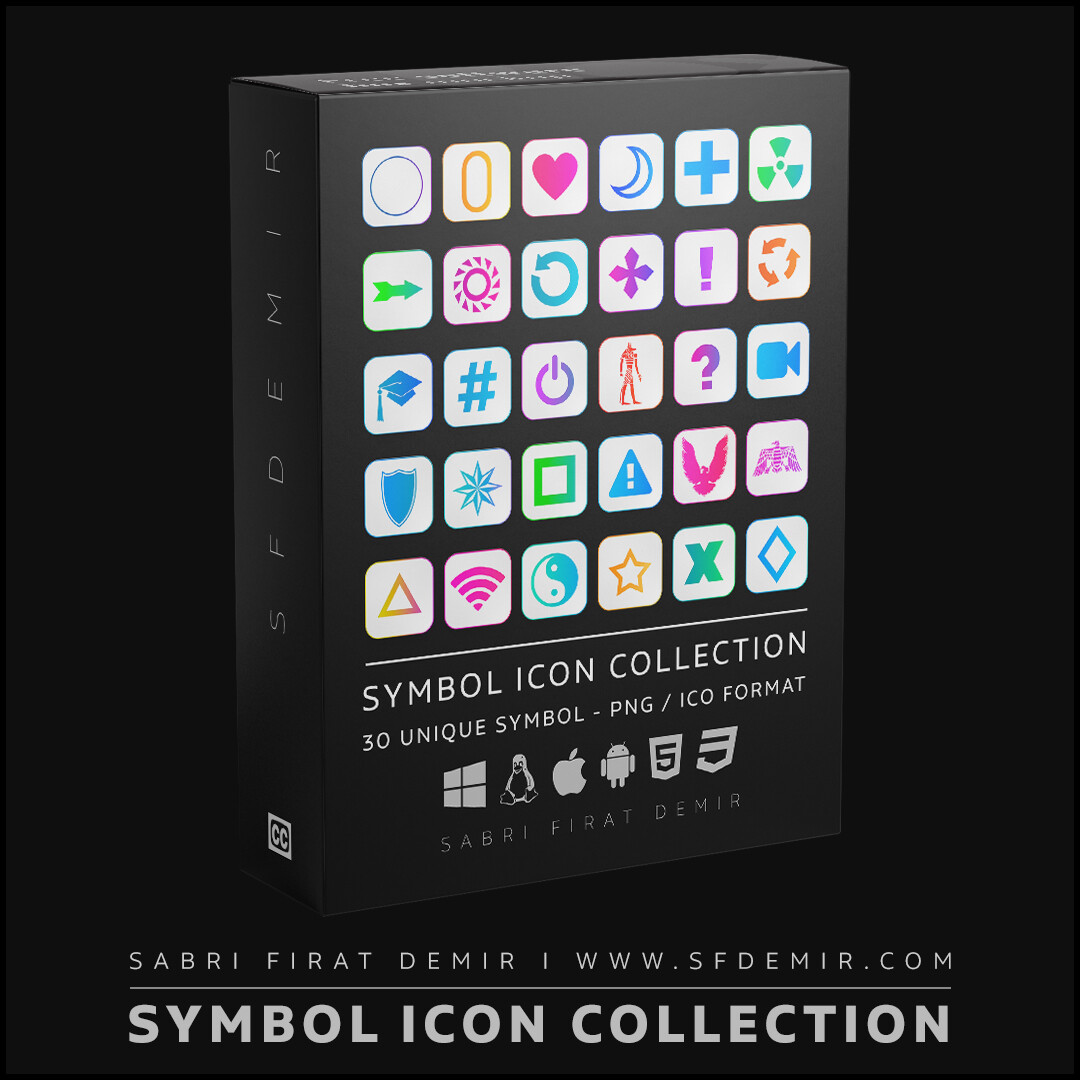 Symbol Icon Collection