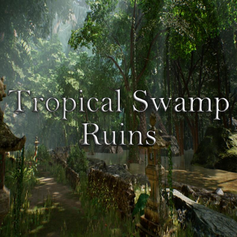 Tropic Swamp Ruins
