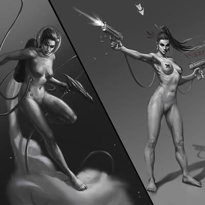 Eva kosmos eva kosmos eva kosmos anatomy characters 3