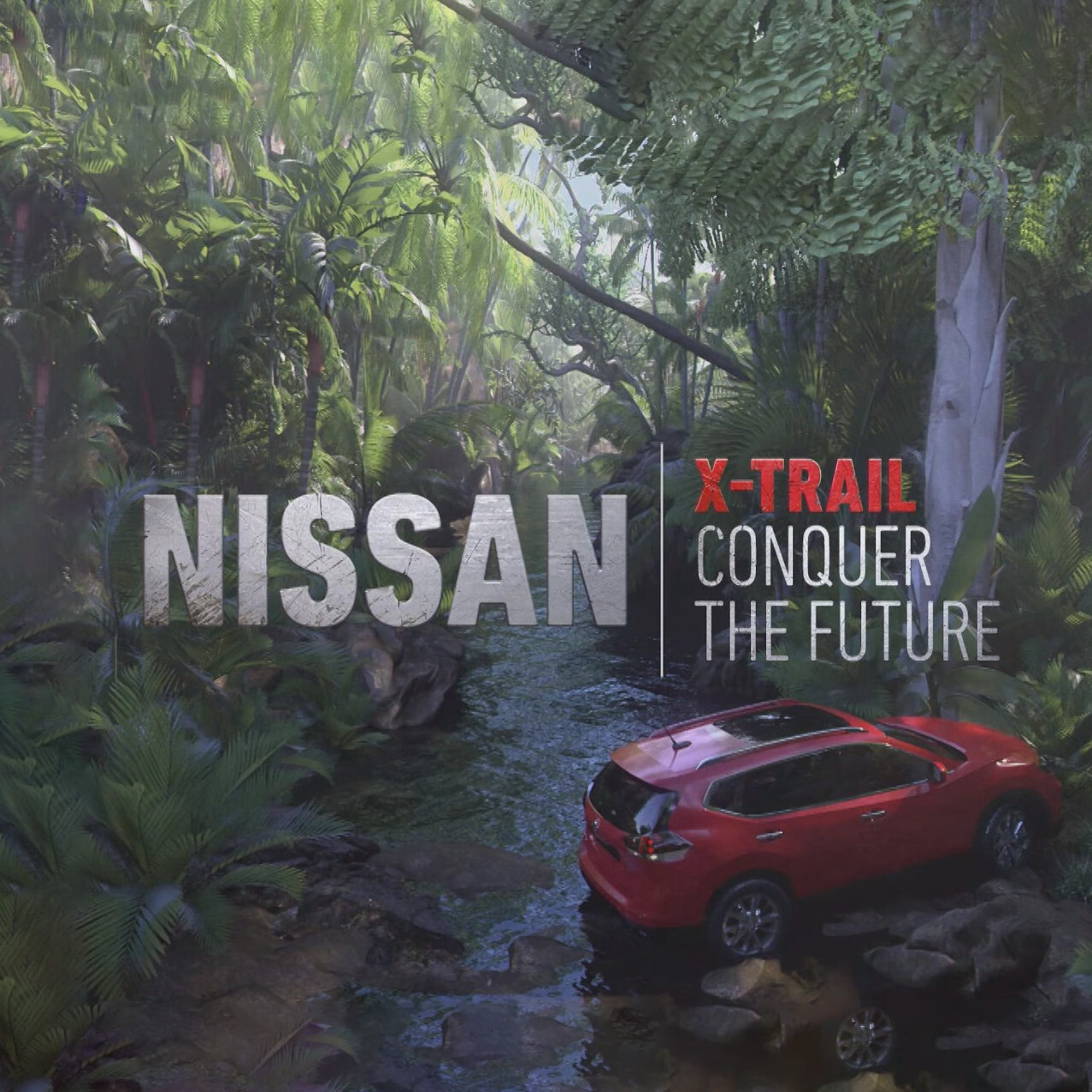 Nissan X-Trail: Explore the Unknown