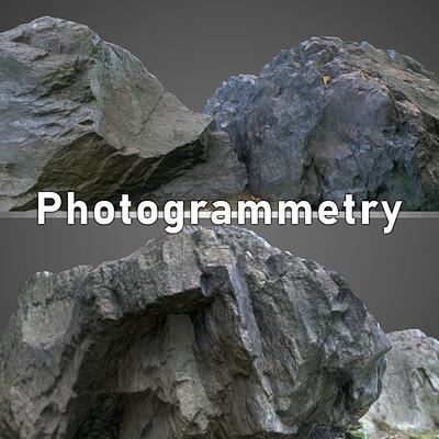 Photogrammetry assets 02
