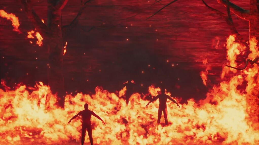 Bushfire - Realtime FX