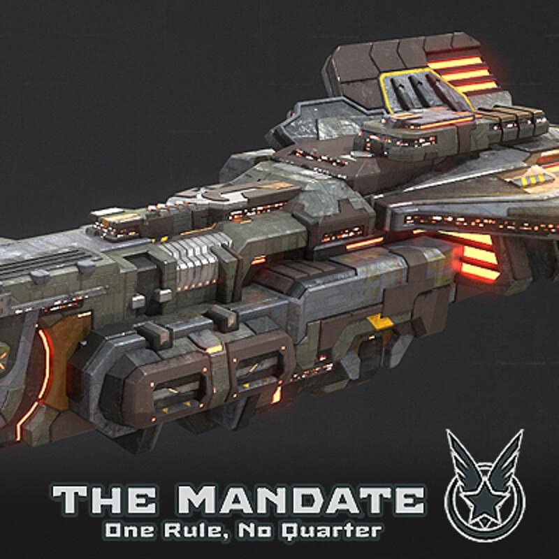 Light Cruiser - Rebel Faction