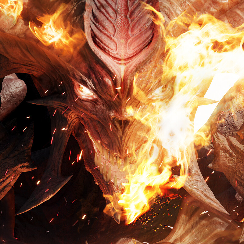 Diablo Prime Evil - Texture